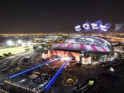 Il Khalifa International Stadium di Doha. GETTY