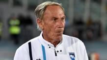 L'allenatore del Pescara Zdenek Zeman, 70 anni.