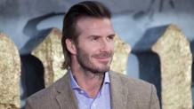 David Robert Joseph Beckham , 42 anni. Afp