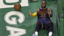 LeBron James, 32 anni, in NBA dal 2003. Ap