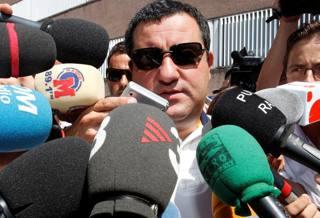 Mino Raiola. Reuters