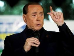 Silvio Berlusconi, 80 anni. ANSA