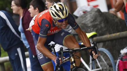 Vincenzo Nibali, 32 anni. Bettini