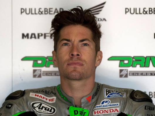Nicky Hayden, scomparso a 35 anni. Afp