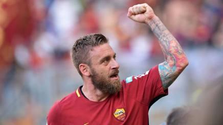 Daniele De Rossi, 33 anni. Lapresse