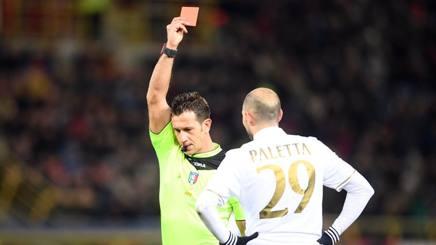 Gabriel Paletta, 31 anni. Lapresse