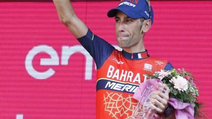 Vincenzo Nibali, 32 anni. Ap