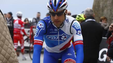 Davide Cimolai, 27 anni, della Fdj. Bettini