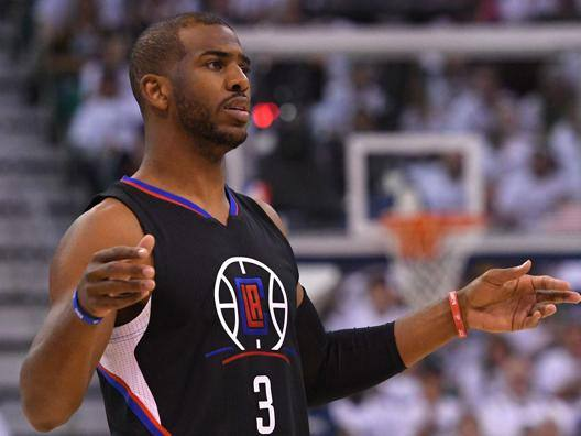 Chris Paul, 32 anni. AFP