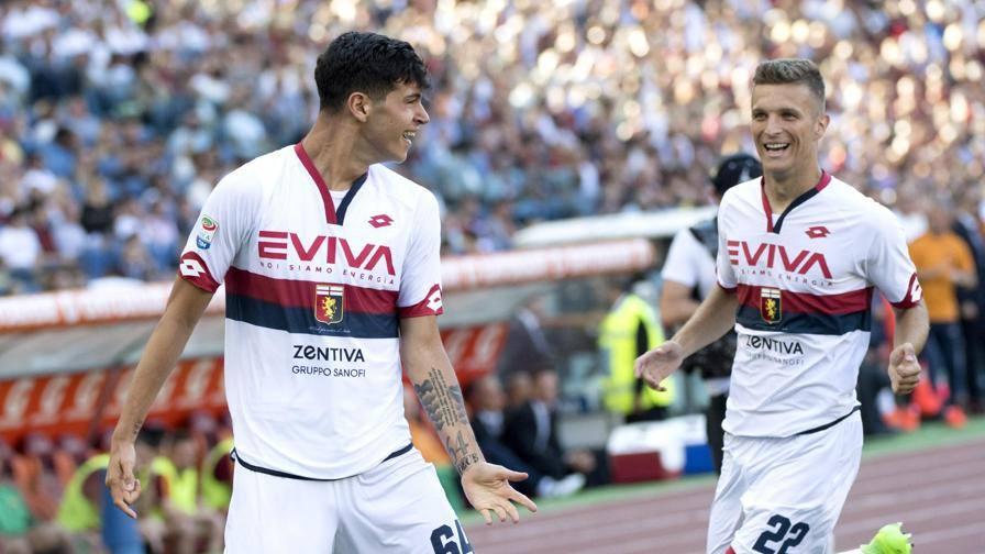 Pellegri, la risposta a Kean Nato per il Genoa e per il gol