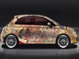 La Fiat 500 Kar_masustra di Garage Italia