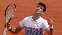 Novak Djokovic, 30 anni. Ap