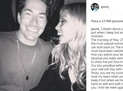 La lettera su Instagram di Jackie Marin per il fidanzato Nicky Hayden