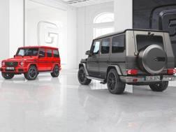 Le nuove Mercedes Classe G Manufaktur ed Exclusive