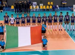 Le azzurre del ct Mazzanti hanno vinto lil 1° match delle qualificazioni mondiali