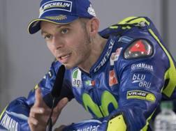 Valentino Rossi, 38 anni. Getty