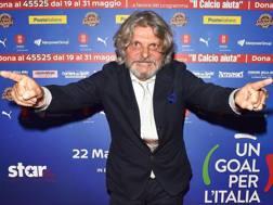 Massimo Ferrero, 65 anni. Getty