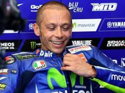 Valentino Rossi, 38 anni. Afp