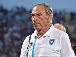 Zdeněk Zeman, 70 anni. Ansa