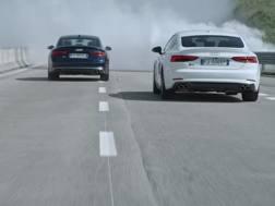 La 'Trust Race' dell'Audi