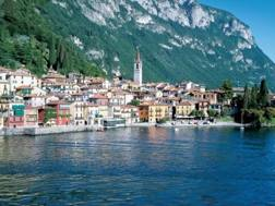 Uno scorcio del lago di Como