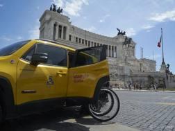 La Jeep Renagade di Viaggio Italia