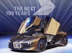Il concept BMW iNext