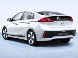 La Hyundai Ioniq terza versione