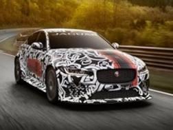 La Jaguar XE SV Project 8