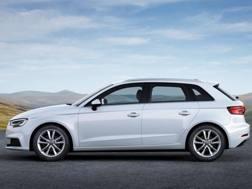 L'Audi A3 Sportback