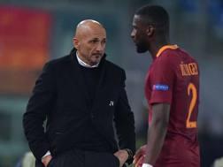 Spalletti vorrebbe riavere Rudiger all'Inter, dopo averlo allenato alla Roma. LaPresse