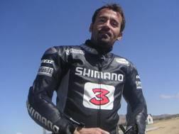 Max Biaggi, 46 anni il 26 giugno.