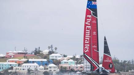 New Zealand torna in vantaggio