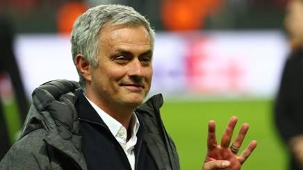Josè Mourinho, 54 anni. Lapresse