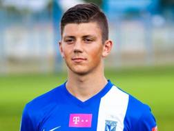 Dawid Kownachi, 20 anni.