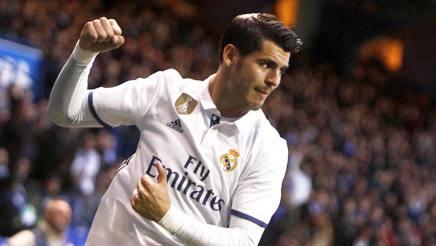 Alvaro Morata, 24 anni.