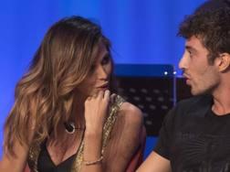 Belen Rodriguez, 32 anni e Andrea Iannone, 27 LAPRESSE