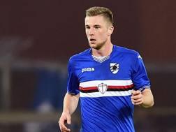 Milan Skriniar, 22 anni, difensore slovacco. LaPresse
