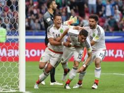 Ricardo Quaresma festeggia con Cristiano Ronaldo. Getty