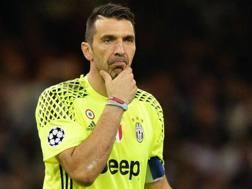 Gianluigi Buffon, 39 anni. Epa