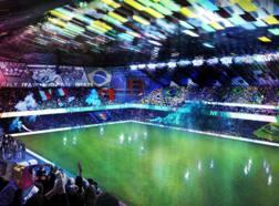 Il progetto di guardare una partita attraverso gli ologrammi è nato in Giappone nel 2010