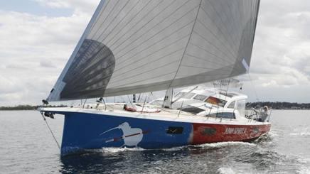 Kiwi Spirit partirà da Bermuda