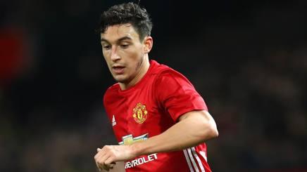 Matteo Darmian, 27 anni, difensore del Manchester United. Getty Images