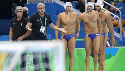 Il c.t. Sandro Campagna, 53 anni, bronzo a Rio 2016. IPP