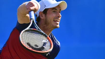 Andy Murray.. Afp