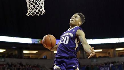 Markelle Fultz, 19 anni, 23 punti, 6 rimbalzi e 6 assist di media a Washington University. Ap
