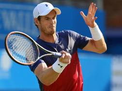 Andy Murray, 30 anni, eliminato al 1° turno del Queen's LAPRESSE
