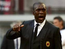 Clarence Clyde Seedorf, 41 anni. Afp