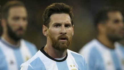 Lionel Andrés Messi Cuccittini, 29 anni. GETTY