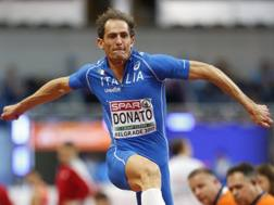 Fabrizio Donato, 41 anni AP